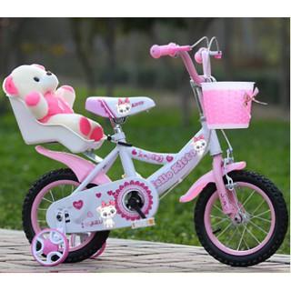 [Có sẵn] Xe đạp trẻ em Hello Kitty