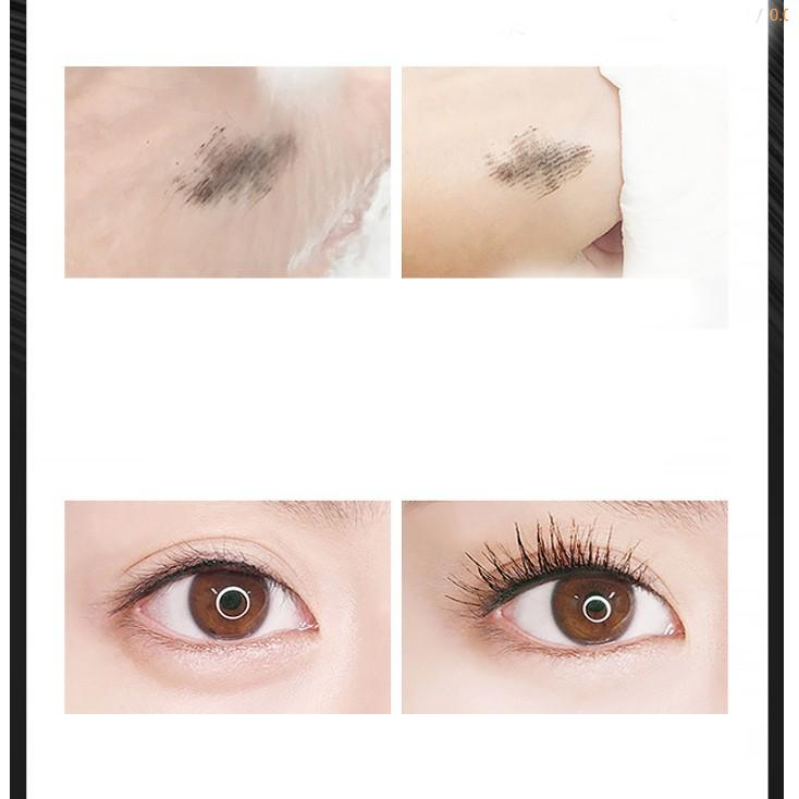 Mascara chuốt mi đầu mảnh Lameila Long Curly MLLC4