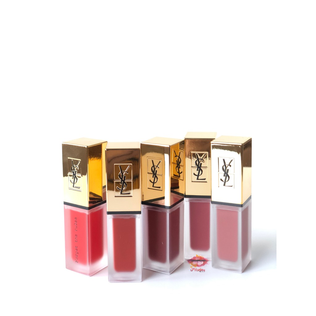 Son Kem Lì Yves Saint Laurent - YSL Tatouage Couture Matte Stain - 2573537 , 1077372866 , 322_1077372866 , 830000 , Son-Kem-Li-Yves-Saint-Laurent-YSL-Tatouage-Couture-Matte-Stain-322_1077372866 , shopee.vn , Son Kem Lì Yves Saint Laurent - YSL Tatouage Couture Matte Stain