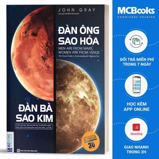 Sách - Đàn Ông Sao Hỏa - Đàn Bà Sao Kim - BIZbooks