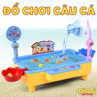 Bộ đồ chơi Trẻ em Câu cá Phát nhạc Cỡ Lớn chạy pin ( Đồchơitrẻem )