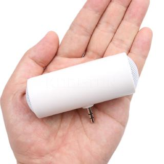 Portable Mini Stereo Speaker 3.5mm Audio Adapter For Mobile Phone