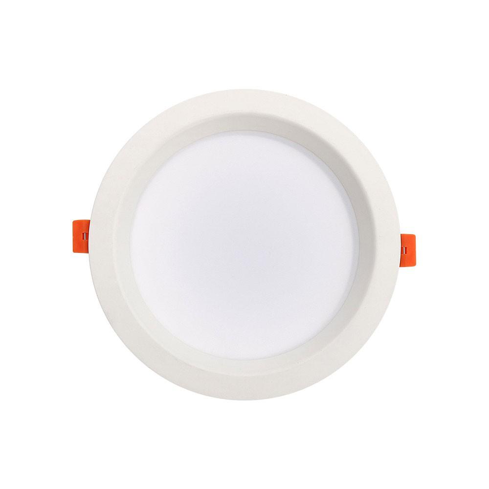 Đèn LED âm trần 7W siêu sáng ánh sáng trắng 6000k tiết kiệm điện khoét lỗ 100mm