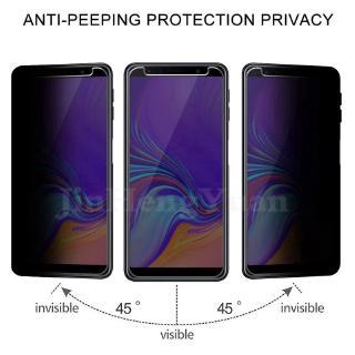 Kính Cường Lực Bảo Vệ Riêng Tư Cho Samsung Galaxy S7 Edge S8 S9 S10 Lite Note 8 9 10 Plus