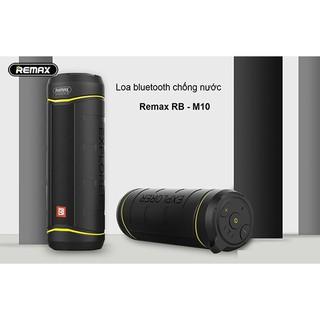 LOA BLUETOOTH CHỐNG NƯỚC REMAX RB-M10 [CHUẨN CHÍNH HÃNG]