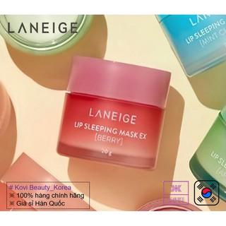 [Laneige Kovi] Laneige Mặt nạ ngủ cho môi Laneige Lip Sleeping Mask Berry 20g thumbnail