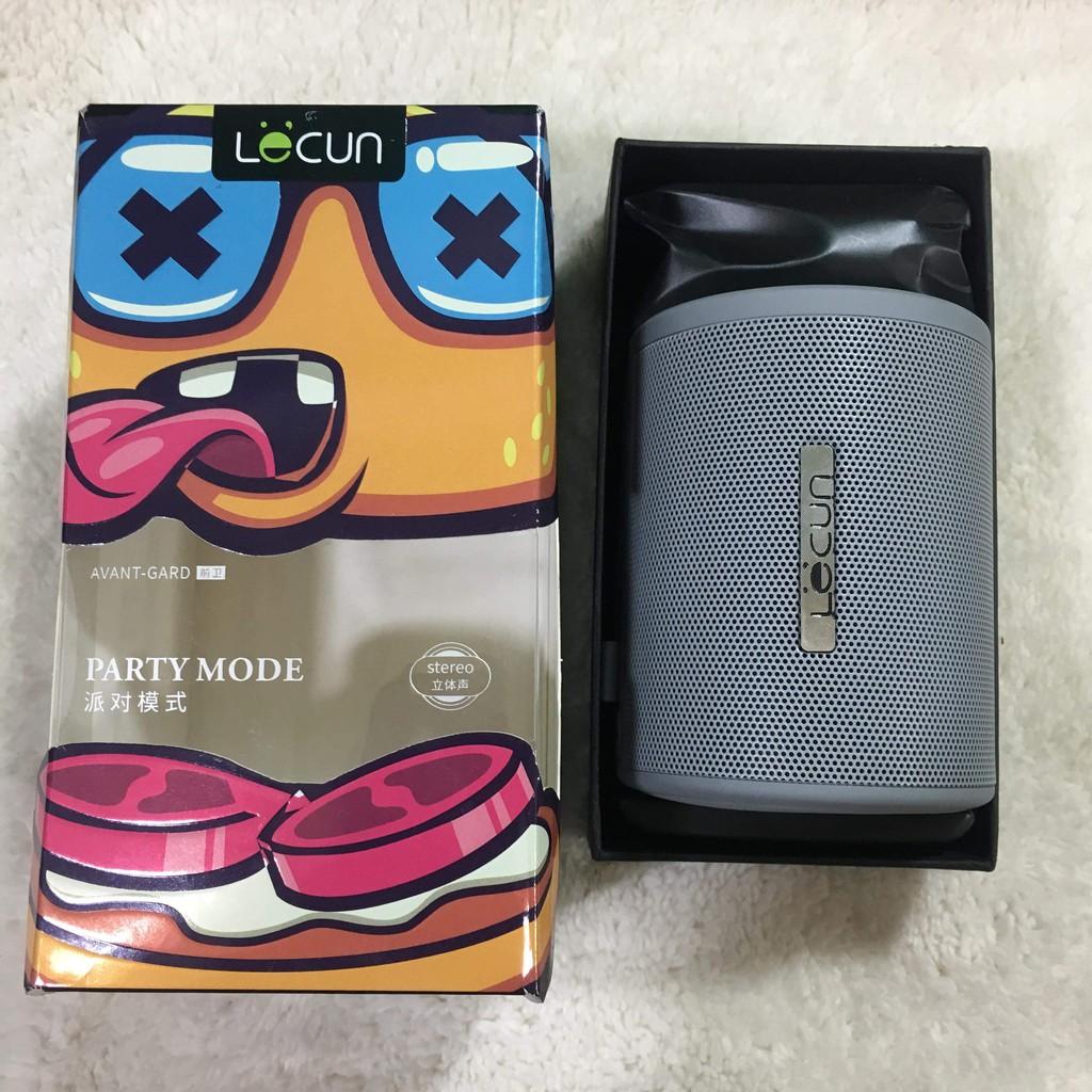 Loa Bluetooth Lecun BX35 âm thanh 3D
