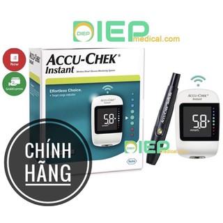 ✅ ACCU-CHEK INSTANT – Máy thử đường huyết chính hãng Accu Chek