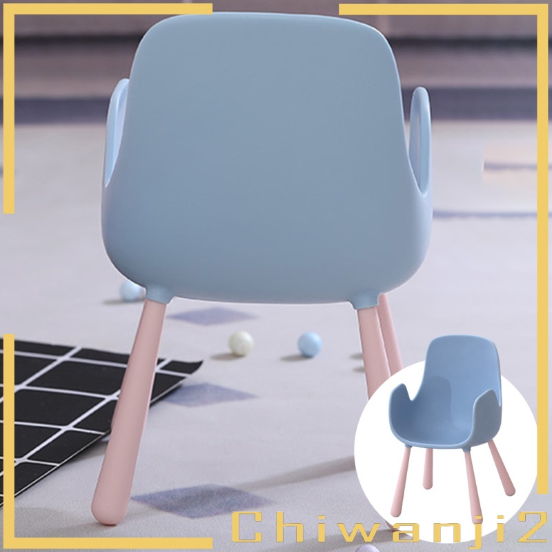 [CHIWANJI2] 1/6 Dollhouse Furniture Armchair Miniature Living Room Pretend Play Toy