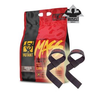 [Quà Khủng] Mutant Mass 15lbs tặng dây kéo lưng Harbinger