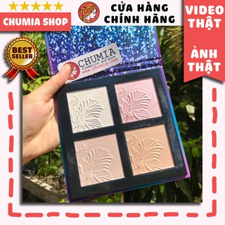 Bắt sáng phấn WET N WILD megaglo highlighting palette - 4 ô - chumia thumbnail