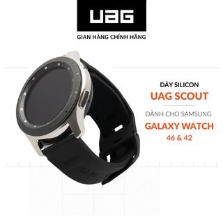 Dây silicon UAG Scout cho đồng hồ Samsung Galaxy Watch