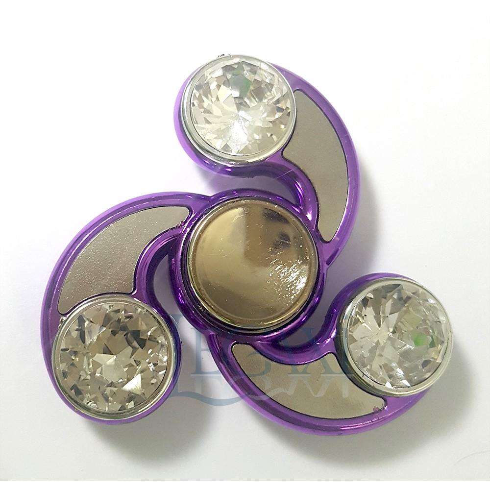 Con Xoay Tròn Hand Fidget Spinner 3 KIỂU CHƠI 40-60 giây Legaxi HSP3