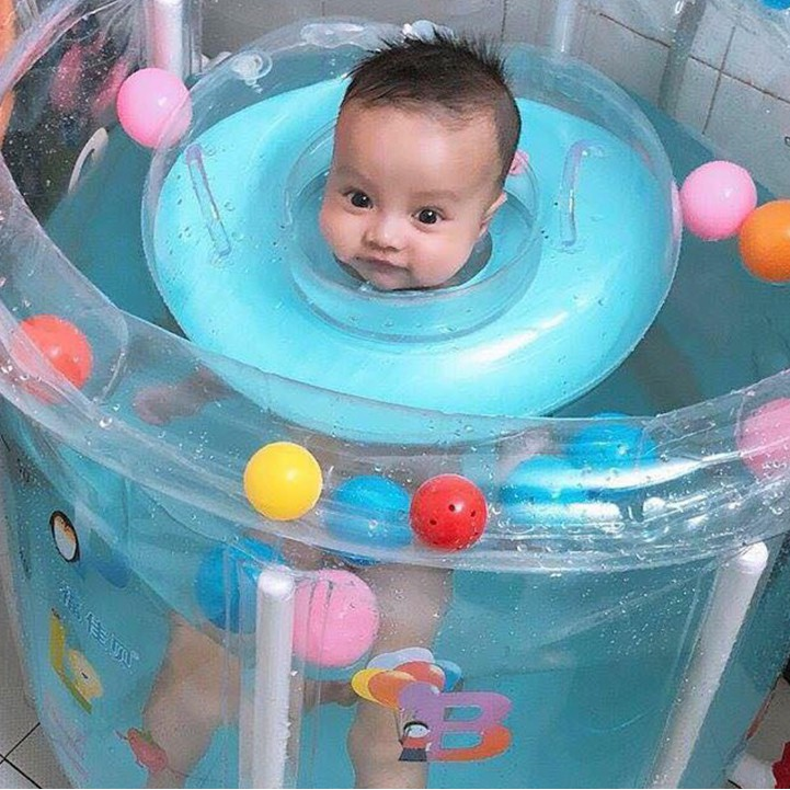 Bể Bơi Thành Cao 80x80