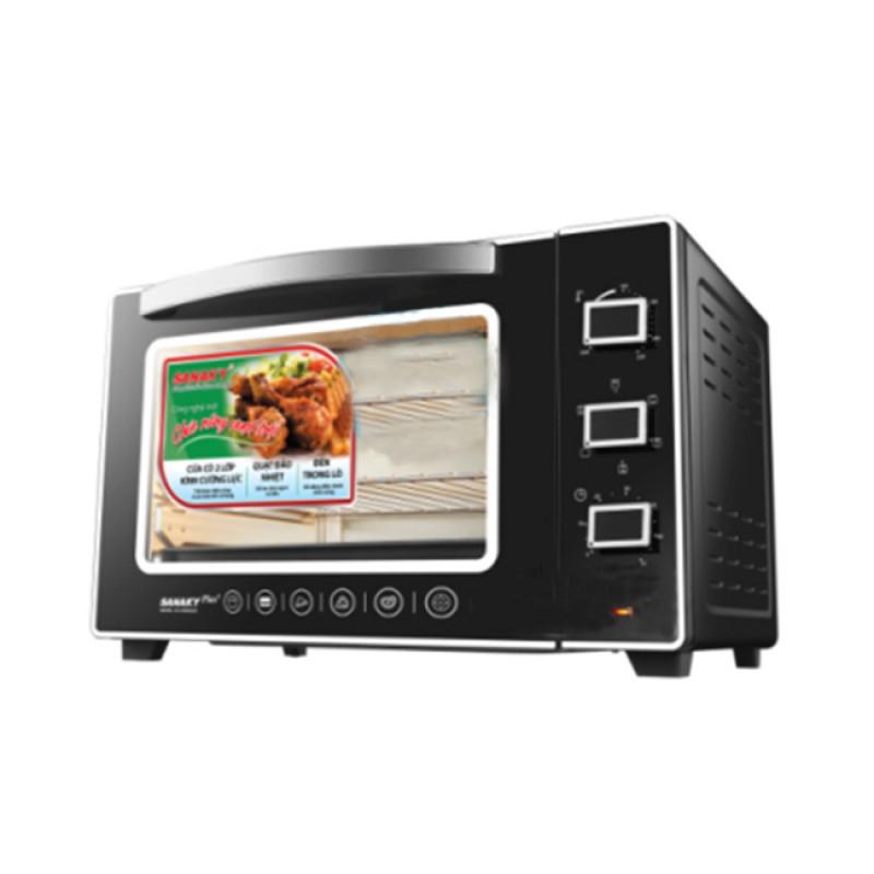 Lò nướng Sanaky VH-5099S2D (50 lít)-hàng chính hãng