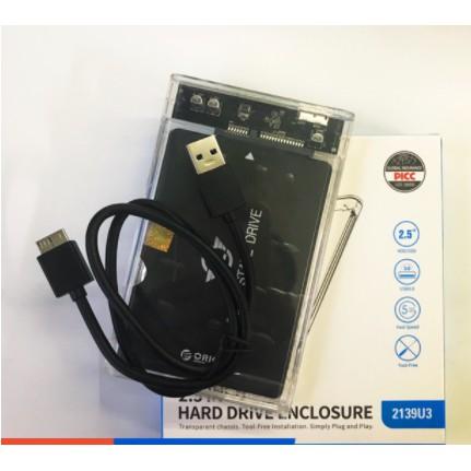 Ổ SSD 120Gb và 240Gb, kết nối USB 3.0