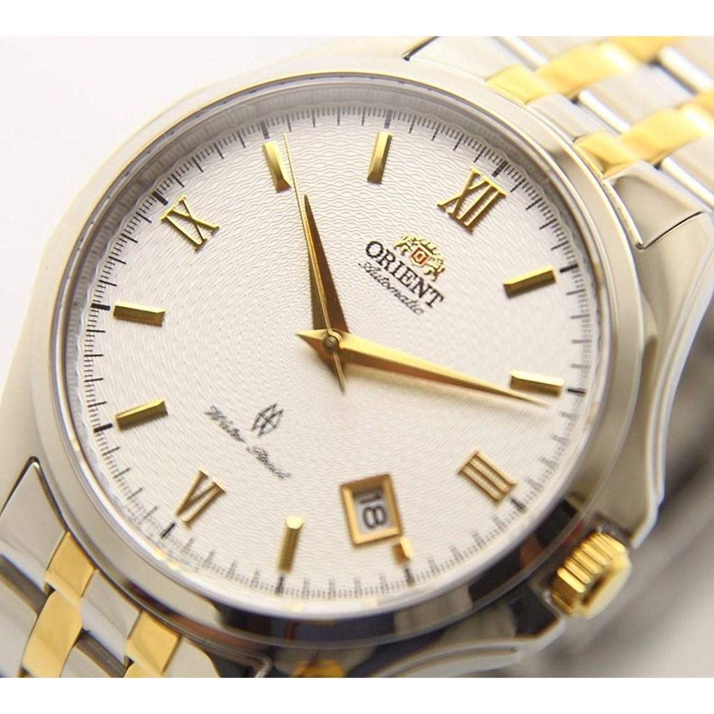 Đồng hồ nam dây kim loại Orient SER1U001W0