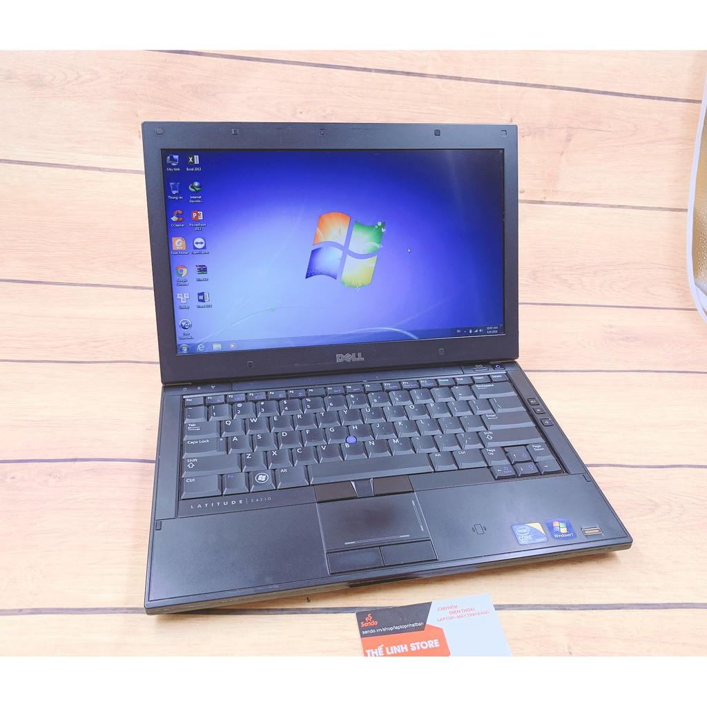 Laptop DELL Latitude E4310 Core i5 , màn 13 inch