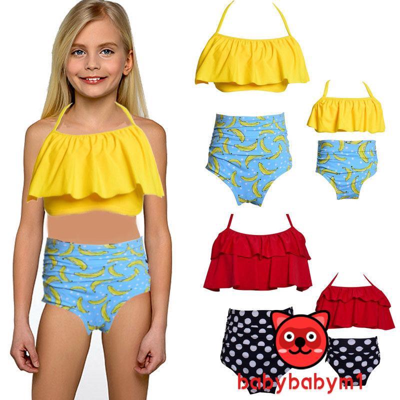 Bikini 2 mảnh áo phối bèo quần lưng in dành cho mẹ và bé gái có nhiều size để lựa chọn - 14765869 , 2350180853 , 322_2350180853 , 274913 , Bikini-2-manh-ao-phoi-beo-quan-lung-in-danh-cho-me-va-be-gai-co-nhieu-size-de-lua-chon-322_2350180853 , shopee.vn , Bikini 2 mảnh áo phối bèo quần lưng in dành cho mẹ và bé gái có nhiều size để lựa ch