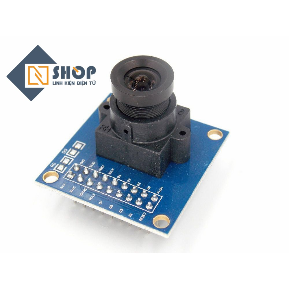 Module camera OV7670 - 3611620 , 987017423 , 322_987017423 , 105000 , Module-camera-OV7670-322_987017423 , shopee.vn , Module camera OV7670