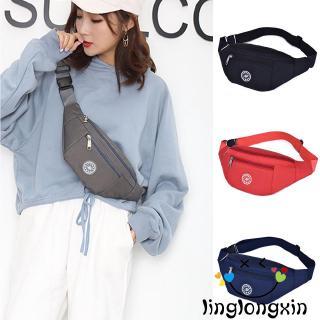 Túi đeo hông/đeo chéo thời trang bằng vải oxford thời trang dành cho nam và nữ dùng khi đi du lịch/tập thể thao