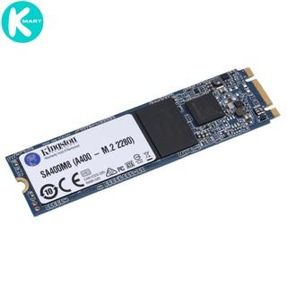 Ổ cứng SSD Kingston A400 M.2 2280 SATA 3 120GB SA400M8/120G - Hàng Chính Hãng