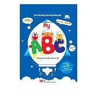 Sách - Lift-The-Flap - Lật Mở Khám Phá: My ABC - Bảng Chữ Cái Tiếng Anh