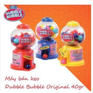 [Hàng Hot] Máy bán kẹo Dubble Bubble Original 40gr thumbnail