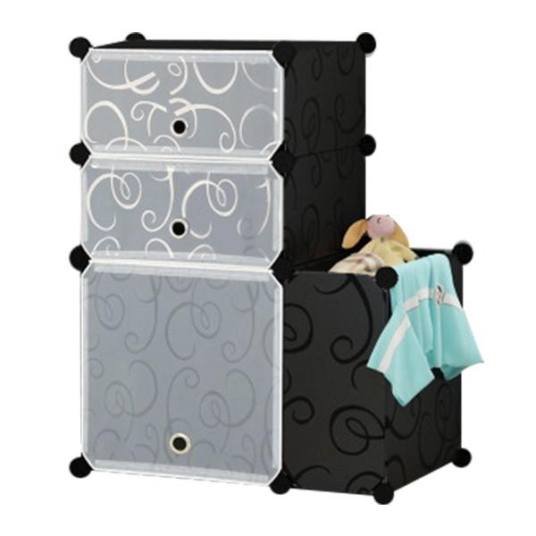 Tủ kệ đựng đồ nhà bếp tiện dụng 4 ngăn Tâm house KB019