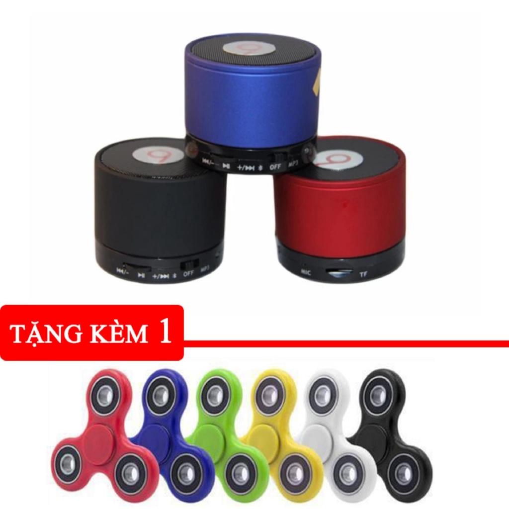 Loa di động Bluetooth S10 Tặng Con Quay Giải Trí 3 cánh Fidget Spinner -Gift2 DC625 - 2654110 , 1318406308 , 322_1318406308 , 75000 , Loa-di-dong-Bluetooth-S10-Tang-Con-Quay-Giai-Tri-3-canh-Fidget-Spinner-Gift2-DC625-322_1318406308 , shopee.vn , Loa di động Bluetooth S10 Tặng Con Quay Giải Trí 3 cánh Fidget Spinner -Gift2 DC625