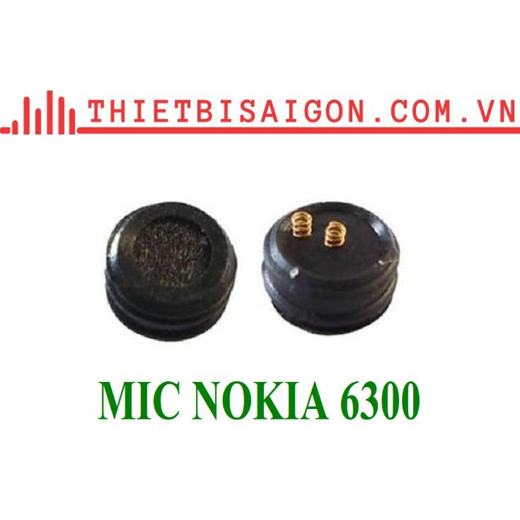 MIC NOKIA 6300