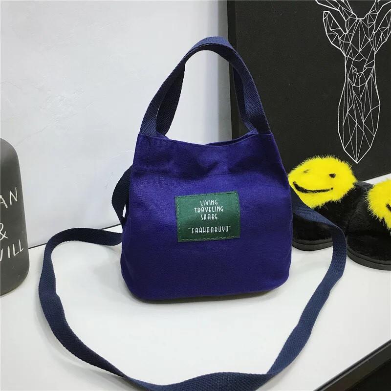 Túi Dúm Living Mini Size Nhỏ Hot Trend Thời Trang Tiện Dụng TD01