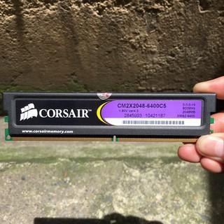 DDR2-Coasair /2G /Bus 800