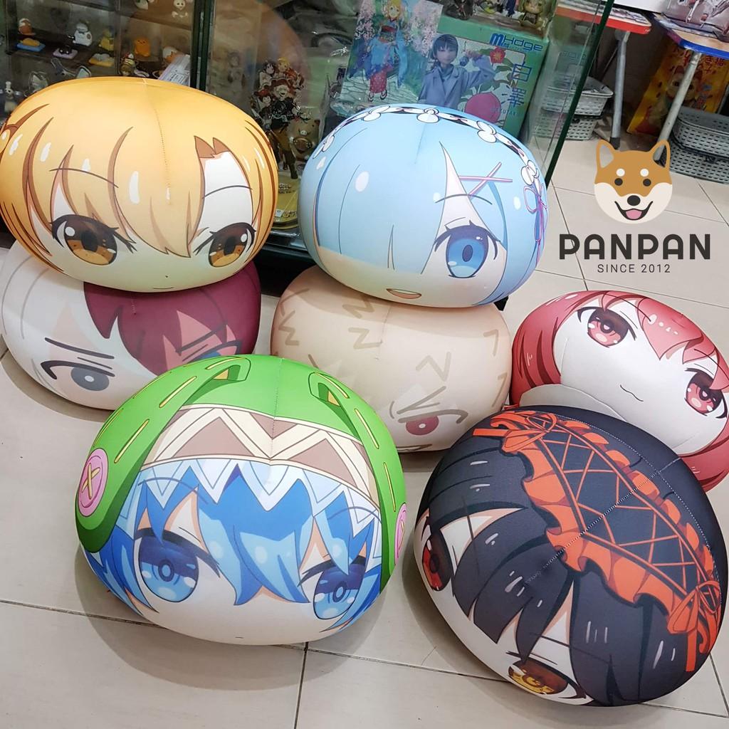 MOCHI Anime XL (35cm) Cao cấp nhiều series (Date A Live, Re: Zero, Sword Art, My Hero Academia,..)