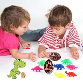 Mô hình trứng khủng long đồ chơi thú vị dành cho các bé