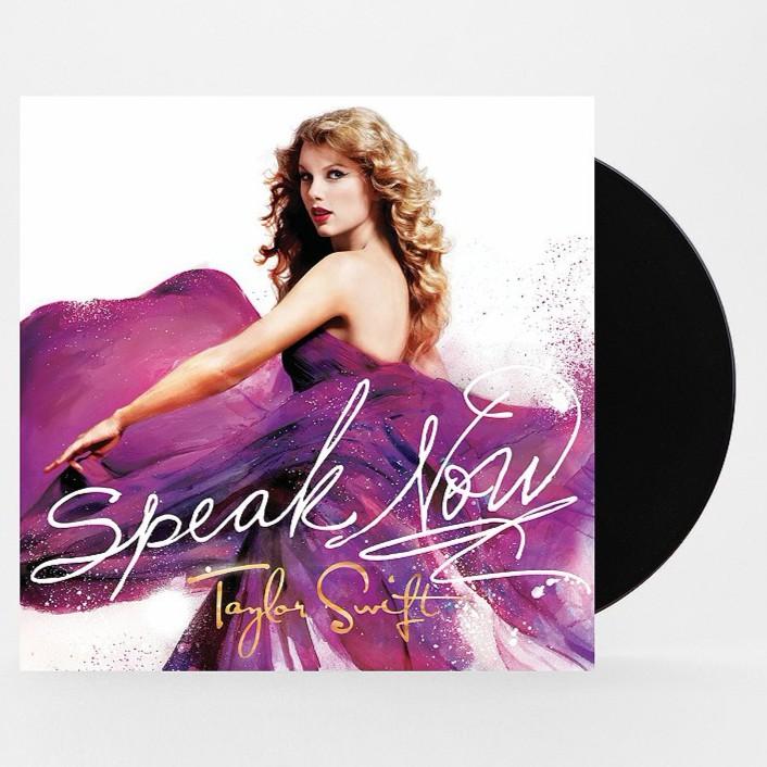 Taylor Swift - Speak Now (Vinyl 2LP)