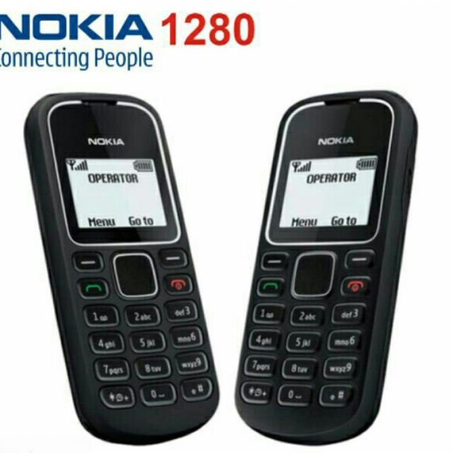 [Sale 50%] Điện thoại Nokia 1280 Zin Công Ty,tặng xạc