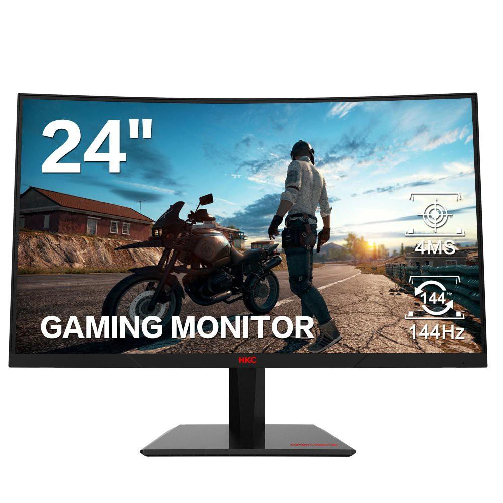 Màn hình cong HKC GF40 144hz Curved Gaming Giá chỉ 3.847.500₫