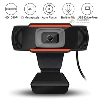 Video Conference Camera 1080P HD Webcam Computer Camera with Noise Reduction Microphone USB Plug & Play for Video Meeting Online Training Teaching Live Webcasting