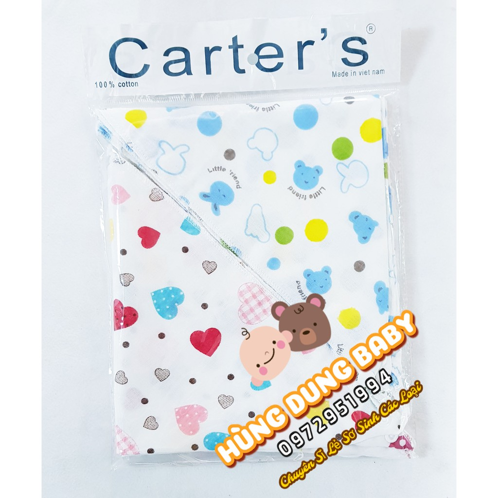10 yếm xô hoa Catter
