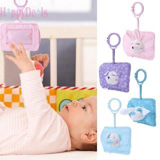 Hap Newborn Pendant Bells Soft Rattles Stroller Accessories Crib Rattles