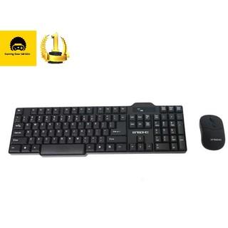 Bộ bàn phím chuột không dây Ensoho E-116CB thumbnail