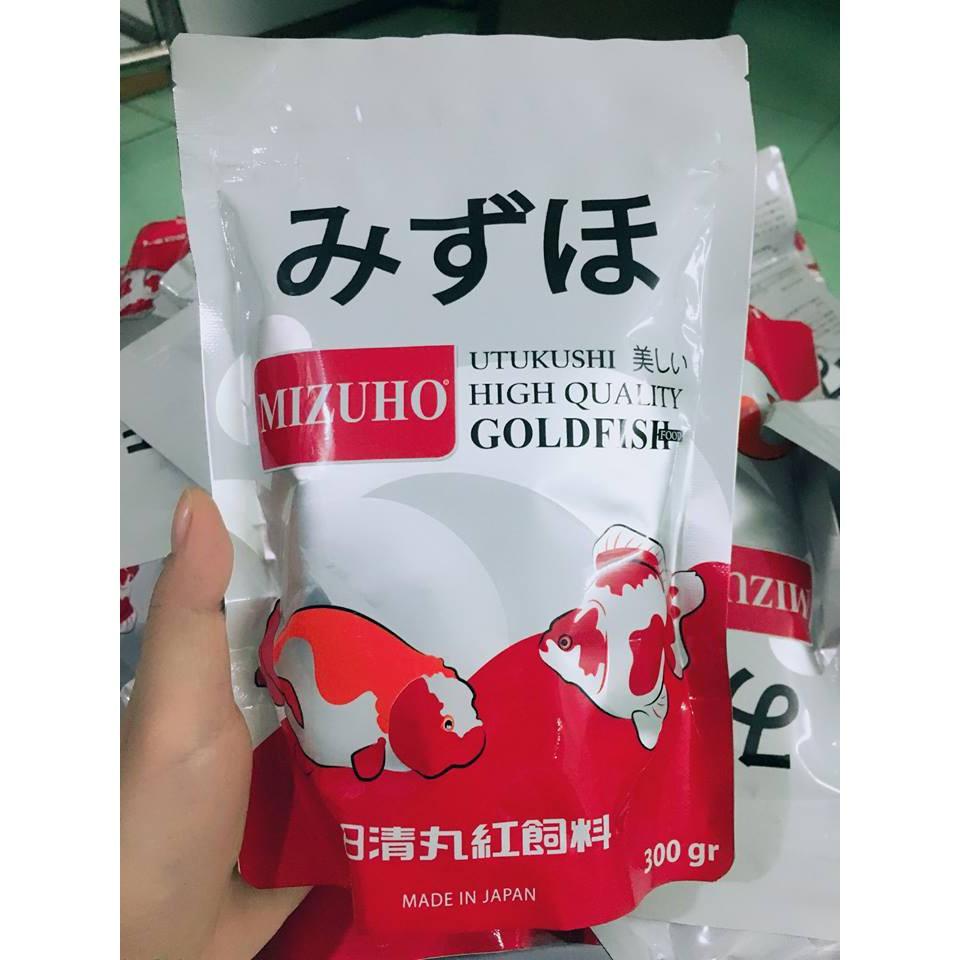 [Milk Vũ] Thức ăn cho cá - MIZUHO GOLDFISH FOOD - Sài Gòn (Mua 10 tặng 1 combo)