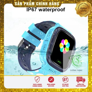 [ Giá siêu rẻ,chính hãng 100% ] - ĐỒNG HỒ ĐỊNH VỊ TRẺ EM Y92 - công nghệ định vị kép GPRS, LBS+AGPS, WIFI, chống nước