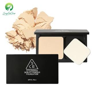 Phấn phủ dạng nén 3CE Skin Fit Powder Foundation SPF31+ PA++ thumbnail