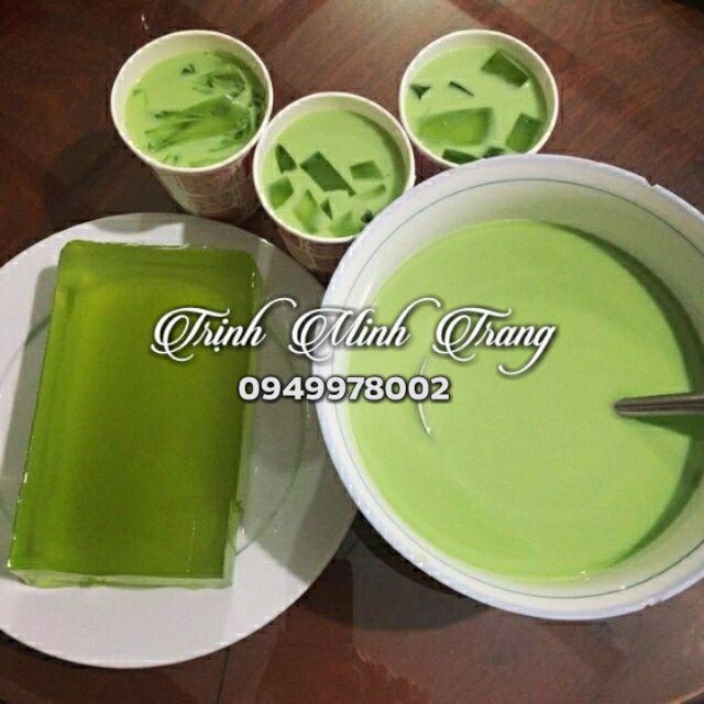 Combo 2 set nguyên liệu chuẩn trà sữa Thái