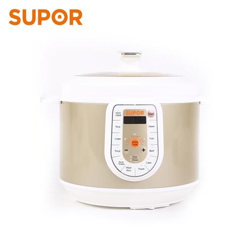 Nồi áp suất điện Supor SPC50YA310VN 5L (Đen) - 3559999 , 1208560492 , 322_1208560492 , 1259000 , Noi-ap-suat-dien-Supor-SPC50YA310VN-5L-Den-322_1208560492 , shopee.vn , Nồi áp suất điện Supor SPC50YA310VN 5L (Đen)