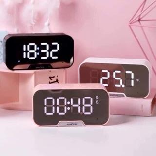 Loa bluetooth đồng hồ