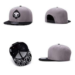 Mũ Snapback WUKE bích xám, nón snapback phong cách hiphop cá tính
