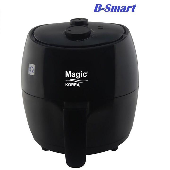 [Mã ELMA300 Giảm 10% đơn 250K]Nồi chiên không dầu Magic Korea A85 3.5lit